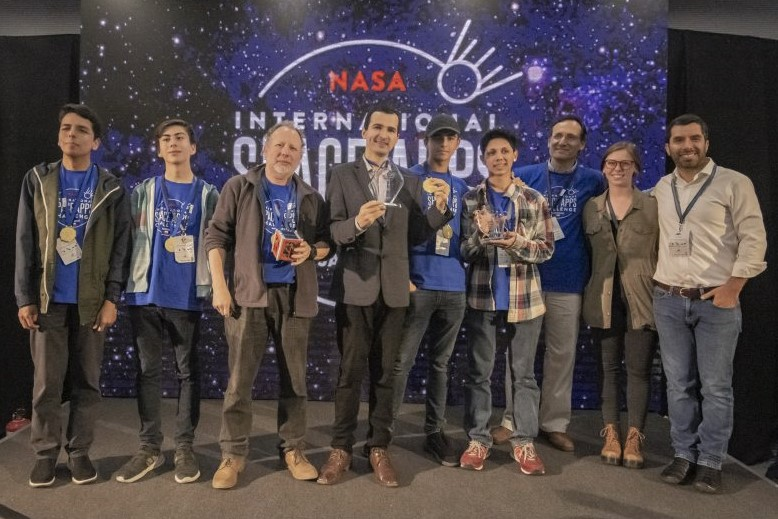 Nasa International Space Apps Challenge 2019