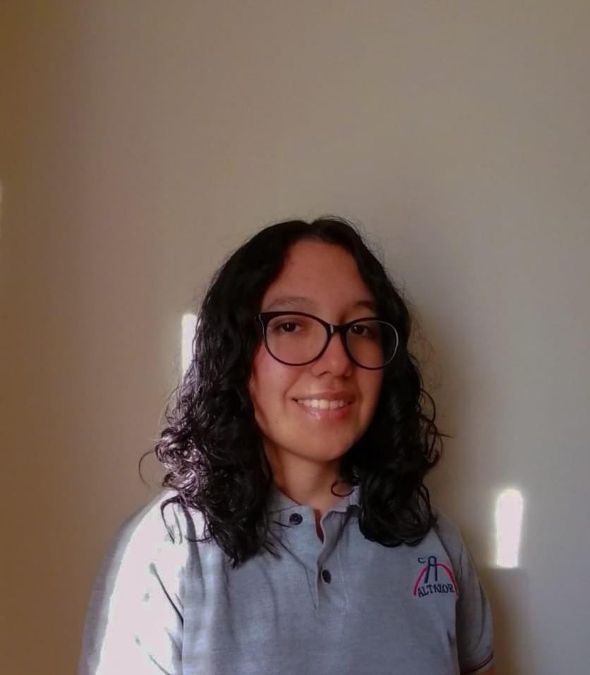 Felicitaciones a nuestra estudiante Tatiana Salvo Alvarado